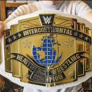 WWF Intercontinental Heavyweight Wrestling Championship Replica BELT white