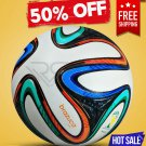 BRAZUCA BALL WORLD CUP 2014 BRAZIL SOCCER BALL [SIZE 5]