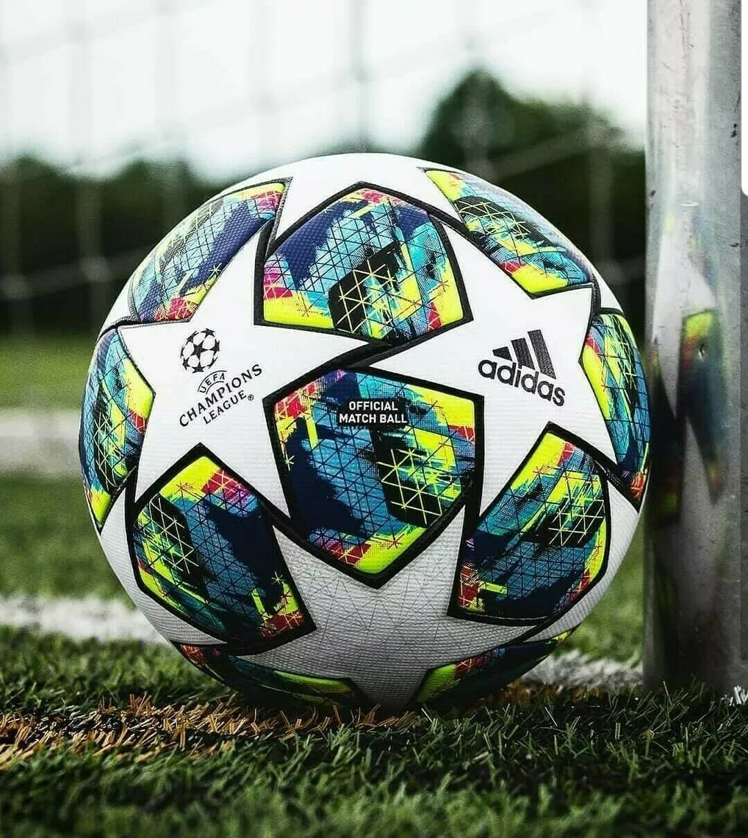 Champions League Final Authentic Adidas official Match Ball 2019-20 [SIZE 5]