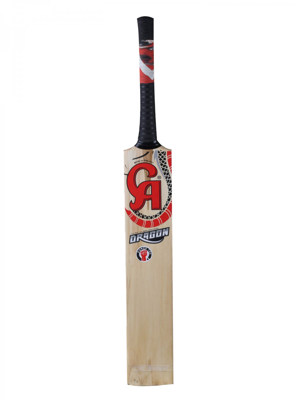 CA Soft Ball Cricket Bat DRAGON POWER-TEK Tape Ball Bat Tennis Ball Cricket Bat