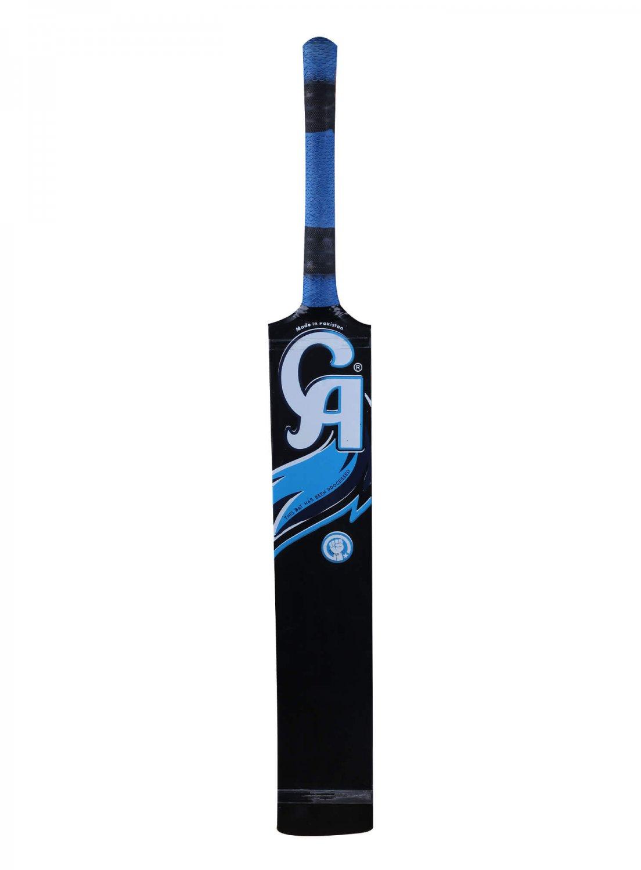 CA Tennis Ball BAT WOLF POWER-TEK Soft Ball Cricket Bat Tape Ball Bat Out Door Cricket Bat