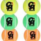CA Swing tennis balls tape balls Soft balls Cricket Balls Pack Of 24