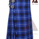 Scottish Ramsey 8 Yard KILT For Men Highland Traditional Acrylic Tartan Kilts