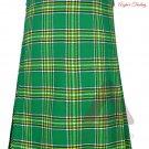 Scottish Irish 8 yard KILT For Men Highland Traditional Acrylic Tartan Kilts
