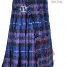 Scottish Pride of Scotland 8 yard KILT For Men Highland Traditional Acrylic Tartan Kilts