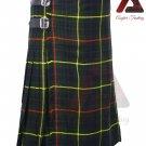 Scottish Hunting Stewart 8 yard KILT For Men Highland Traditional Acrylic Tartan Kilts
