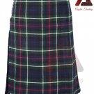 Scottish Mackenzie 8 yard KILT For Men Highland Traditional Acrylic Tartan Kilts