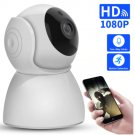 360 Degrees Pan Tilt Rotation cctv Wifi IP Camera Little Snowman
