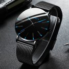 2020 Minimalist Men's Fashion Ultra Thin Watche
