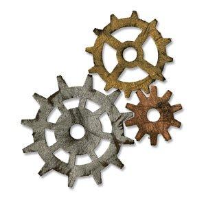 3 sets gears