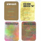 3x4 journal card printable pdf file
