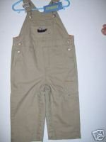 Gymboree BOATS AND BRIDGE Submarine Overalls 18-24