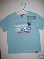 NWT Gymboree SALT WASHED Big Wave TEE 3