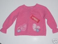 NWT Gymboree LOVE IS IN THE AIR Heart Sweater 12-18