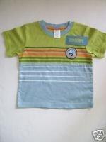 NWT Gymboree JUNGLE PRESERVE Boy Shirt 18 24 months
