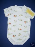 NWT Gymboree PRAIRIE RANCH Boy Shirt Onesie 6-12 M