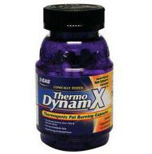 EAS Thermo Dynamx 120 ct