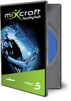 Acoustica-Academic/Education Mixcraft 5 Windows XP/Vista Win7 CD