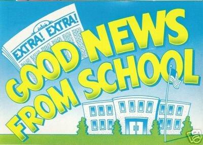 Good News from School