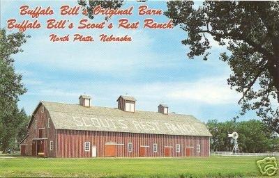 BUFFALO BILL'S BARN - North Platte, NE