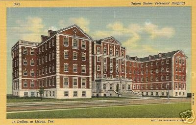 US Veterans Hospital, Lisbon, TX