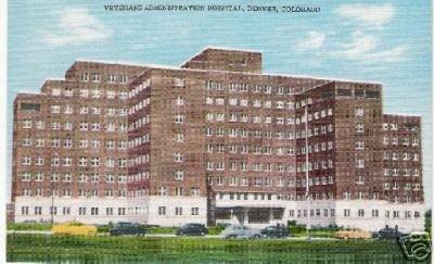 Vetrans Administration Hospital - Denver CO