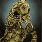 19th c. Wooden Horse - India