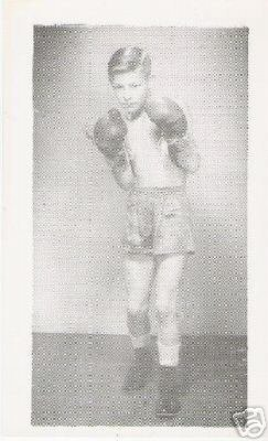 Ronnie Walcott - (age 13) San Angelo Paperweight Champ
