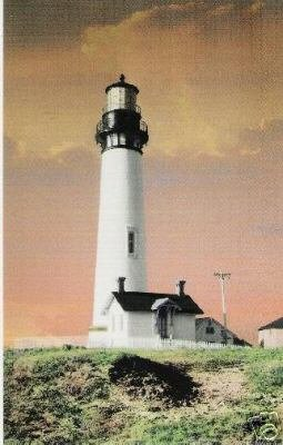 Pigeon Point Lighthouse  -  CA