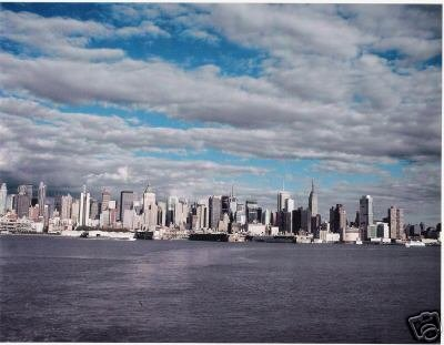 New York City Skyline - Lower Manhattan