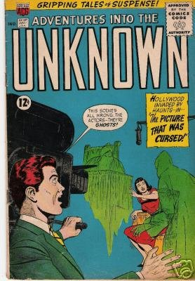 Adventures into the Unknown #137 (Dec 62 - Jan63)