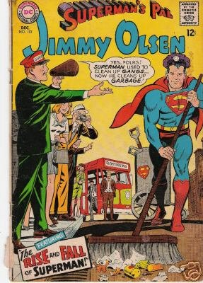 Superman's Pal Jimmy Olsen #107 (Dec 1967)