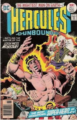 Hercules Unbound #7 (Oct-Nov 1976)