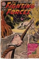Our Fighting Forces #64 (Nov-Dec 1961)