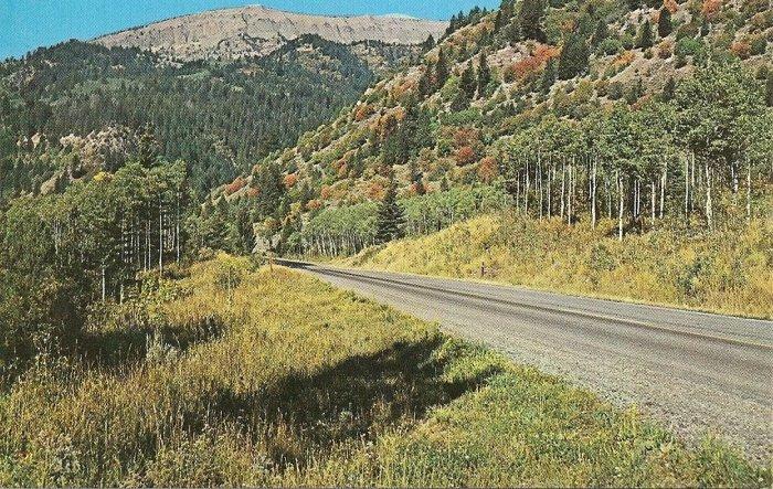Snake River Canyon - Wyoming