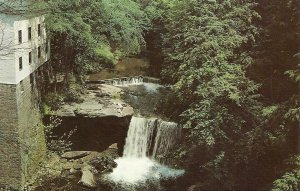Old Mill & Lanterman Falls - Mill Creek Park - Youngstown, OH