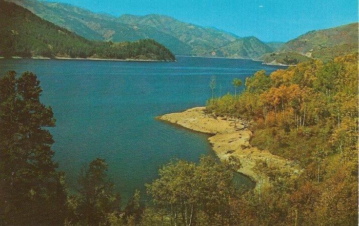 Palisades Reservoir - Idaho