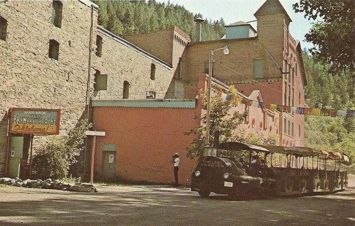 Old Brewery - Helena MT