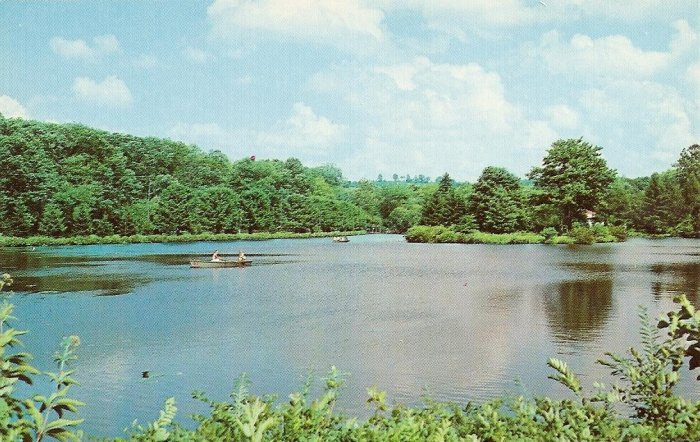 Lake Bouquet - Idlewild Park - Ligonier, PA