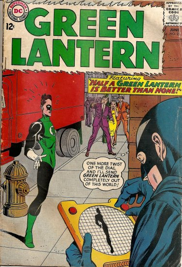 Green Lantern #29 (June 1964)