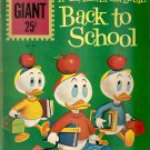 Dell Giant - Walt Disney's Huey, Dewey & Louie