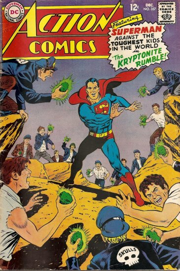 Action Comics #357 (Dec 1967)