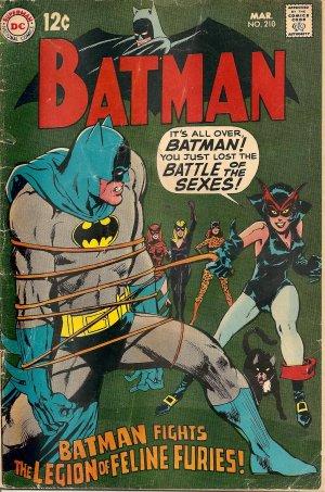 Batman #210 (Mar 1969)