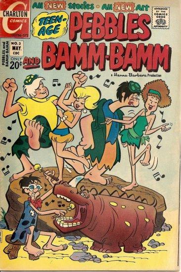Lot of 2 - Flintstones #13 - Pebbles & Bamm-Bamm #3