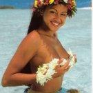 Girls of the South Seas - Topless Tahiti Girl - Card 18