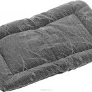Pets plank bed mattress for animals dog, cat ZooMark #1, gray, 32 x 45 cm Gift Toy