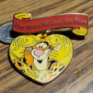 Disney Pin 16661 Your Heart Will Lead You Home Tigger Pooh Magical Moments LE