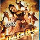 Bluray Kill 'Em All Martial Arts Master Gordon Liu Widescreen DTS 5.1 OD3A26