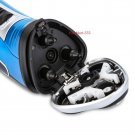 HQ9 XL Men's Shaver Rechargeable Cordless Built in Trimmer Double cutting Blades