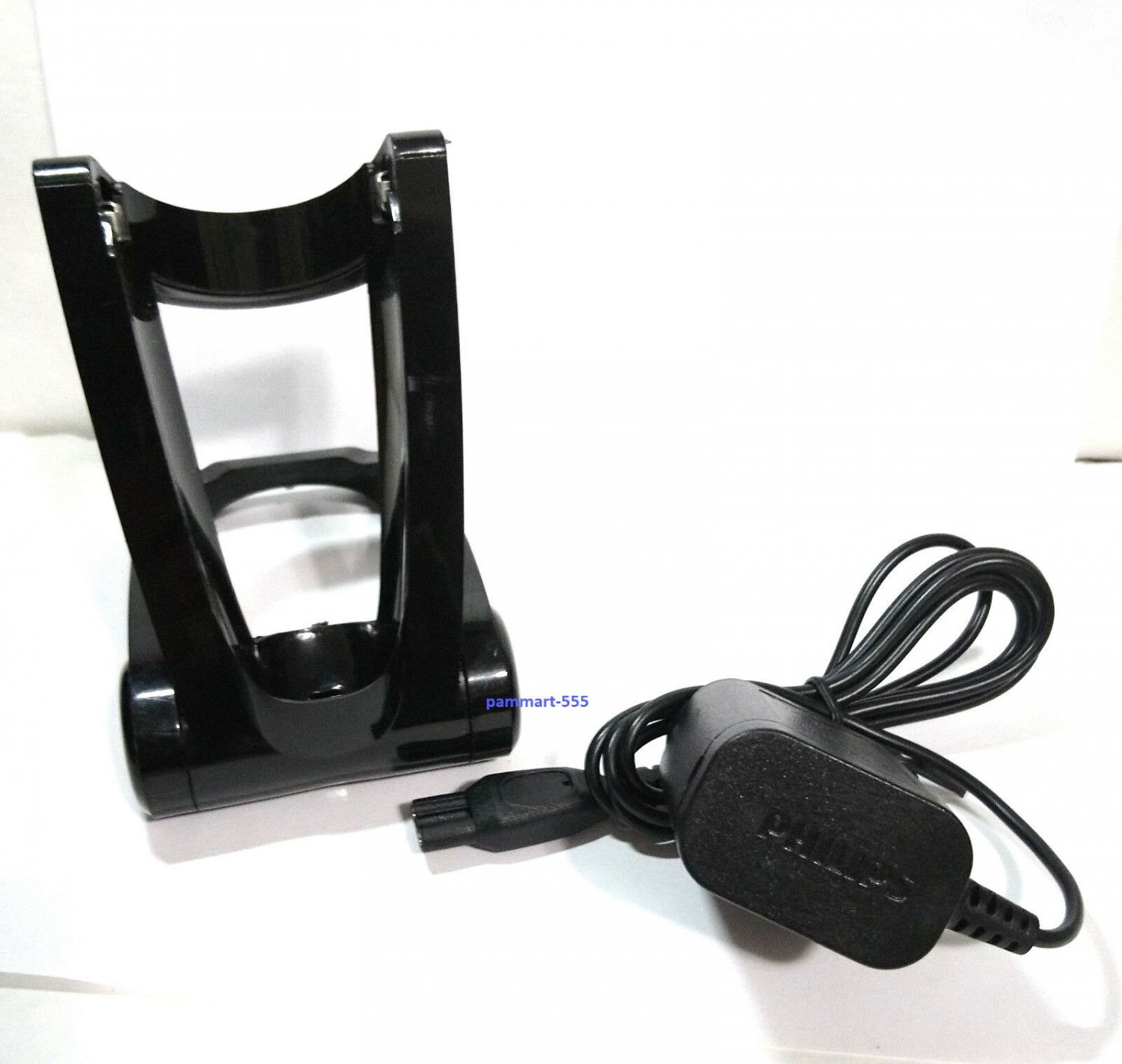 RQ12 3D Charger + Stand Combo For Philips Norelco 1290X 1255X 1260X 1280X 1250X